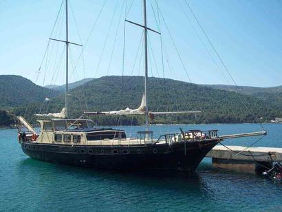 Gulet Black Pearl - Gulet charter Croatia